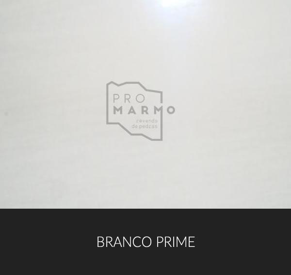 Banheiros  Marmopoly -> Pia De Banheiro Branco Prime